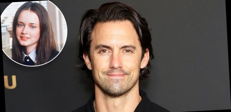 Sorry, Jess! Milo Ventimiglia Shows Off Sign for Another One of Rory's BFs