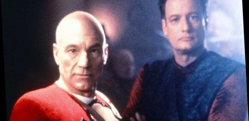 Flashback: Captain Picard Meets Q on 'Star Trek: The Next Generation'