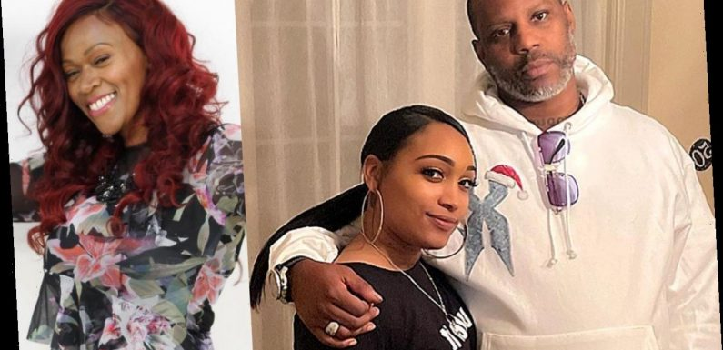 DMX's Fiancee and Ex-Wife Pictured Sharing an Embrace at Hospital Prayer Vigil