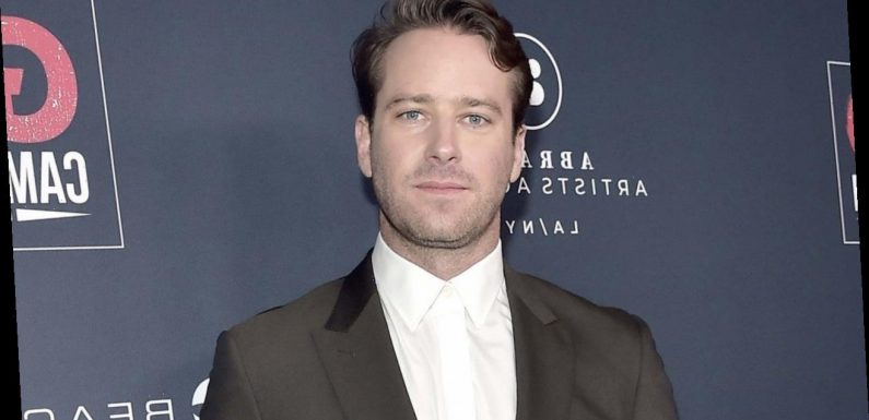 Armie Hammer Exits Broadway Play 'The Minutes' Amid Allegations