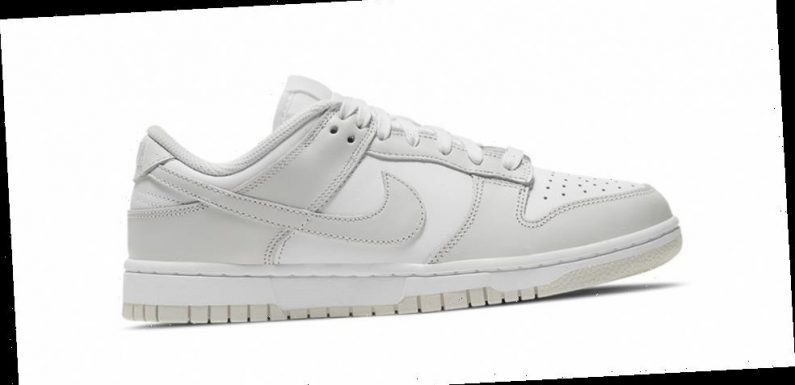 """Here's a Detailed Look at the Nike Dunk Low """"Photon Dust"""""""