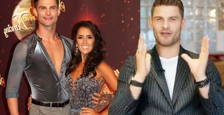 Aljaz Skorjanec: Strictly pro details how theatre role sparked 'scary' skin condition