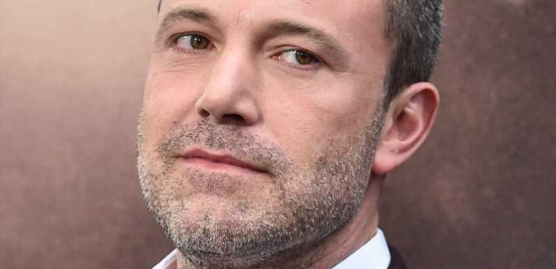 Ben Affleck's Most Controversial Moments Ever
