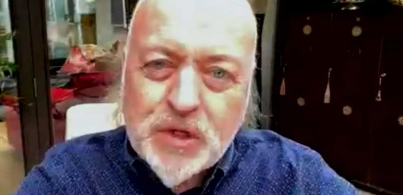 Bill Bailey reveals his Eurovision song entry was rejected by the BBC as he slams bosses for 'taking it too seriously'