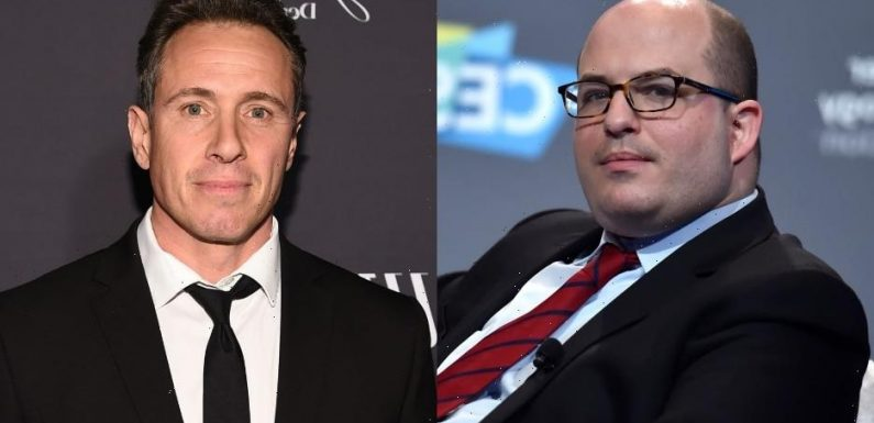 Brian Stelter Suggests CNN's Chris Cuomo Should Take Leave of Absence
