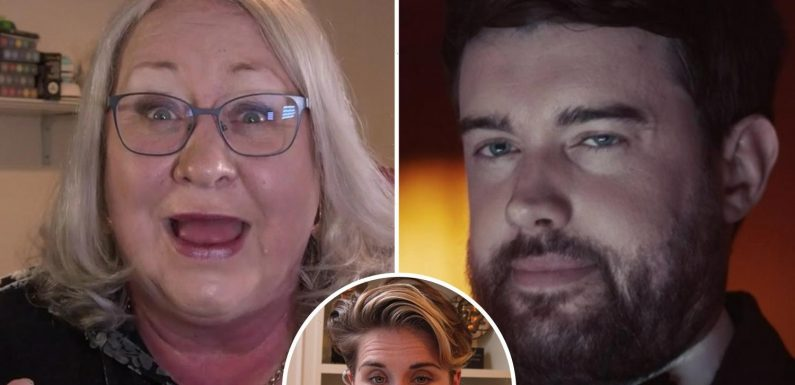 Brit Awards 2021: Fans in hysterics as zoom star Jackie Wheeler gatecrashes Line Of Duty spoof with Jack Whitehall