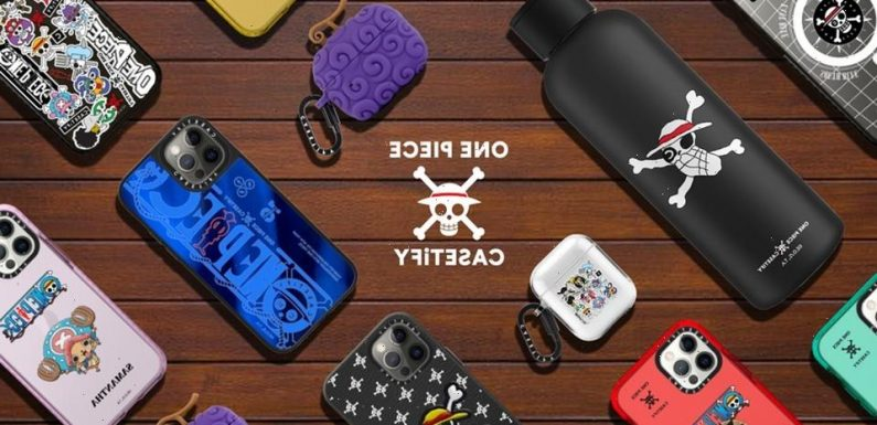 CASETiFY Takes to the High Seas With Its 'One Piece' Collaborative Collection