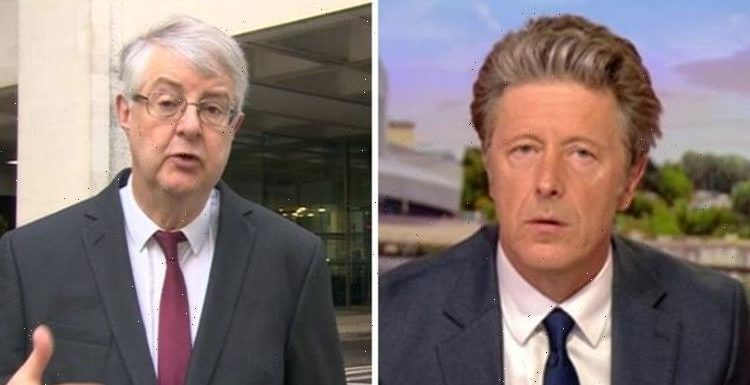 Charlie Stayt exposes flaw in Mark Drakeford's international travel rules 'Why say it?