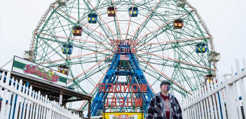 Coney Island reopens as NYC's iconic playground