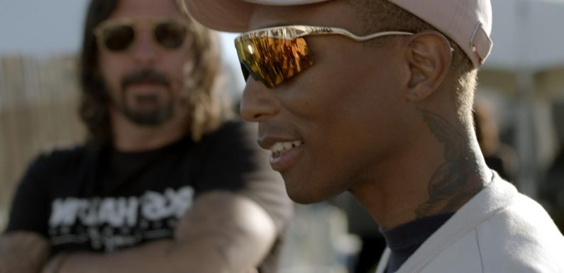 Dave Grohl, Pharrell Williams Talk Early N.E.R.D. Days in 'From Cradle to Stage' Clip