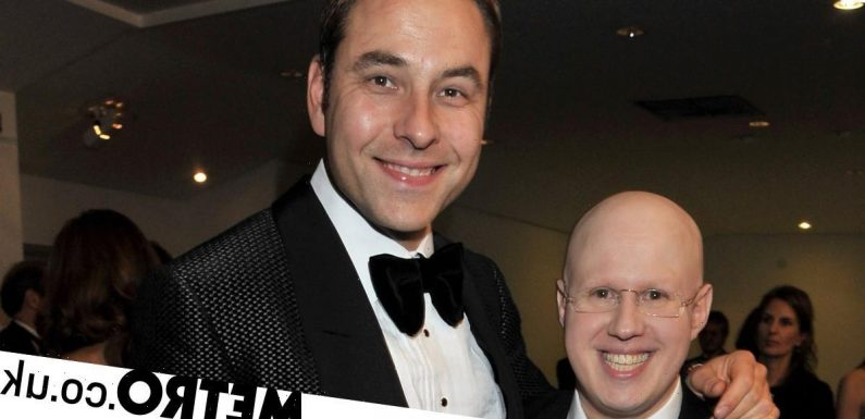 David Walliams and Matt Lucas' new TV series will have 'lots of characters'