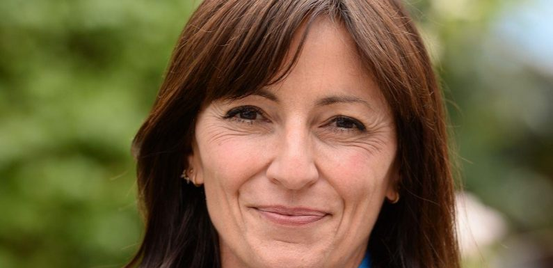 Davina McCall says HRT 'saved' her career as she breaks silence on challenges of the menopause