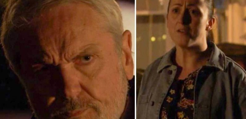 EastEnders fans don't trust newcomer Terry Cant and his intentions for Sonia Fowler as they question his priorities