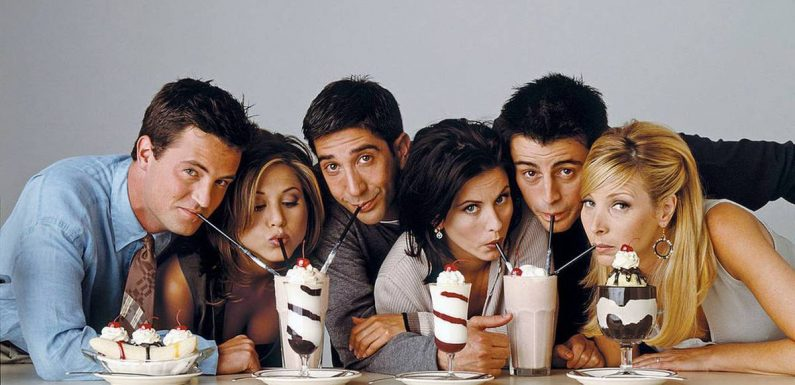 Friends reunion special: First trailer, guest stars and premiere date revealed