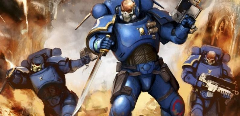 Games Workshop Is Launching Its Own 'Warhammer' Streaming Service