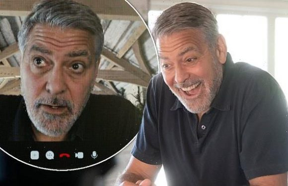 George Clooney is latest Hollywood star to appear in Warburtons advert