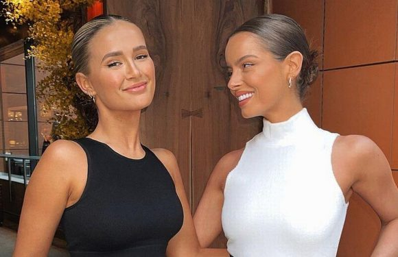 Gutted Maura Higgins 'moves in with Molly-Mae Hague' after Chris Taylor split