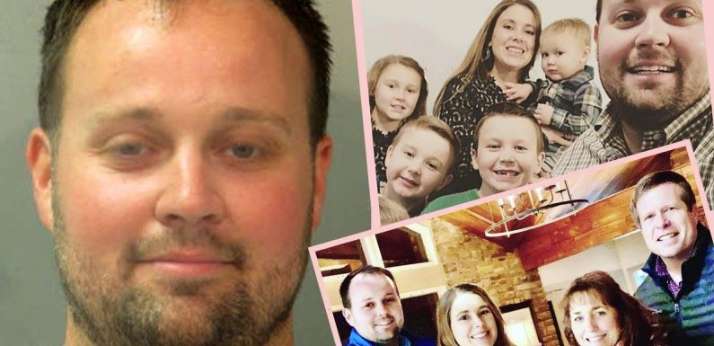 HORRIFYING Details Of Josh Duggar's Child Porn Allegations – But Did His Family KNOW?!?