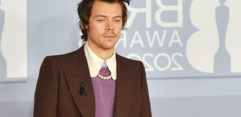 Harry Styles Still Remembers His 1st Girlfriend's Scent: 'I Smell That Perfume All the Time'