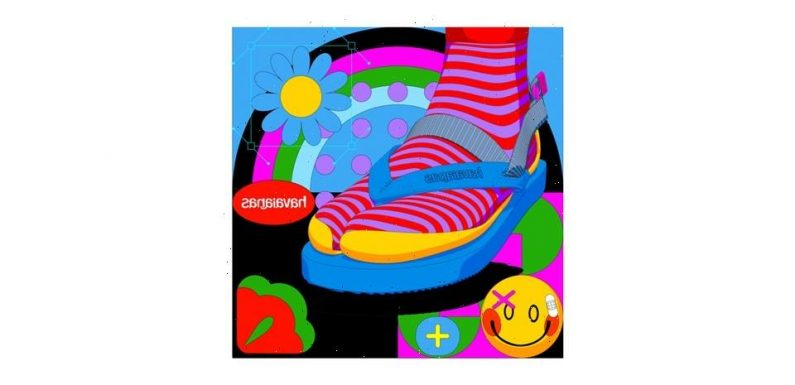 Havaianas Drops Its First NFT Collection Featuring Artist Adhemas Batista
