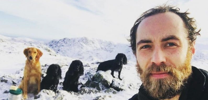 James Middleton 'Couldn't Feel Joy' When 1st Diagnosed With Depression