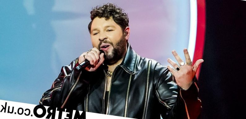 James Newman wants to 'focus on positives' as he addresses Eurovision upset