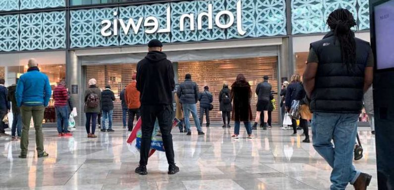 John Lewis May Bank Holiday 2021 opening times: What time are stores open today?