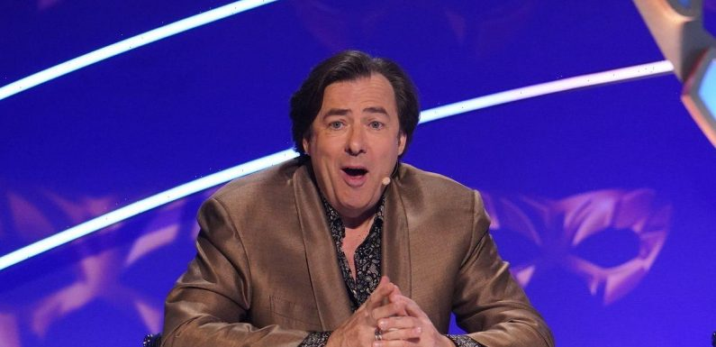 Jonathan Ross says certain Masked Dancer judges 'throw each other under the bus'