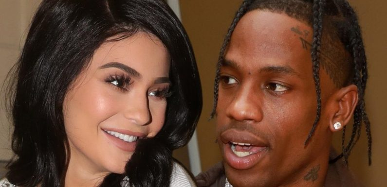 Kylie Jenner & Travis Scott Back Together, But Not Exclusively