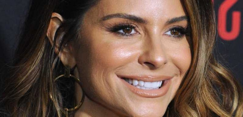 Maria Menounos Opens Up About The Heartbreaking Death Of Her Mother