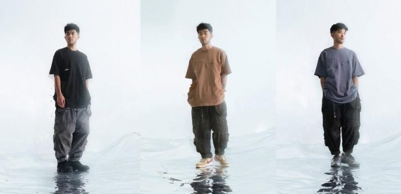 OCTOBOL STUDIO Releases Technical Weather-Ready SS21 Collection
