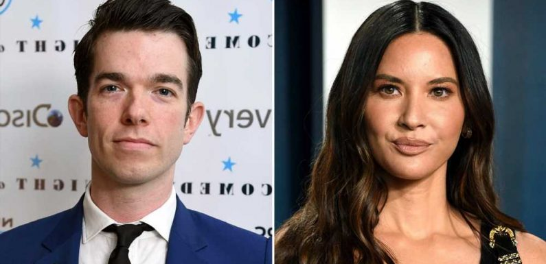 Olivia Munn Was 'So Obsessed' With John Mulaney Years Before Dating