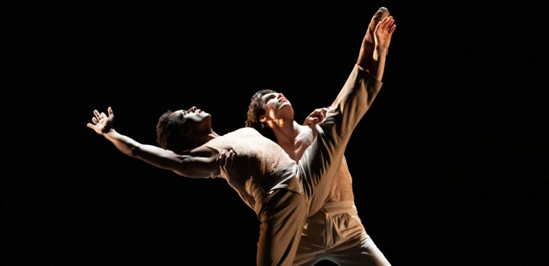 On London's Reopened Ballet Stages, a Focus on the Contemporary