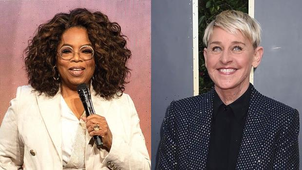 Oprah Teases Ellen For Not Going To 20 Years With Talk Show: I Would 'Stuck It Out'
