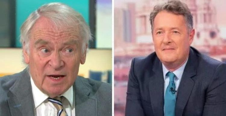 Piers Morgan replaced by Jeffrey Archer as GMB viewers predict 'new presenter'