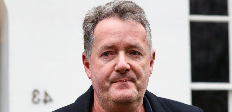 Piers Morgan slams Corrie star as 'impertinent twerp' after Seb Franklin says ex GMB host 'does my nut in'