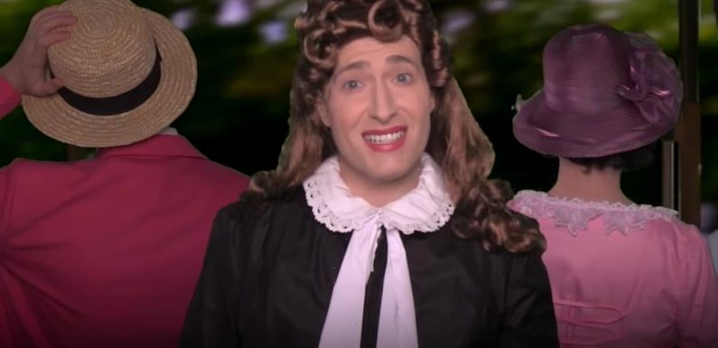 Randy Rainbow Calls Out GOP 'Crackpot Villains' in New Parody Song