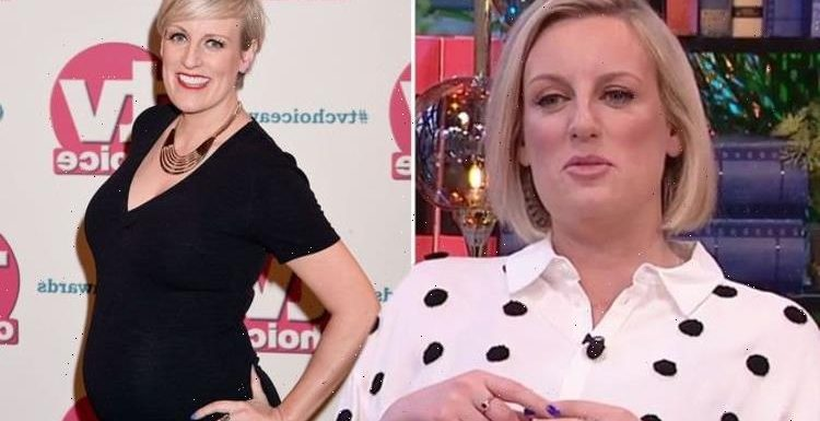 Steph McGovern, 38, worries she started family too late as she talks being 'geriatric' mum