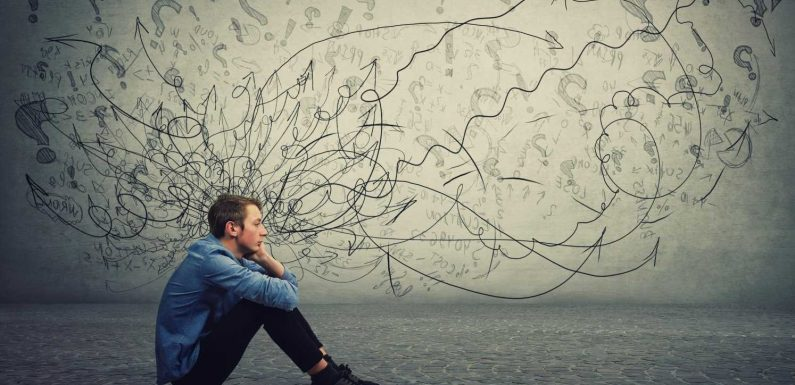 Stop thinking so much: Author of 'Can't Stop Thinking' talks how to stop negative thoughts