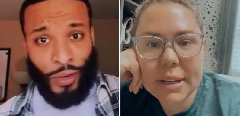 Teen Mom Kailyn Lowry slams Chris Lopez for being 'upset' over appearing on MTV show & saying he's taking 'legal action'
