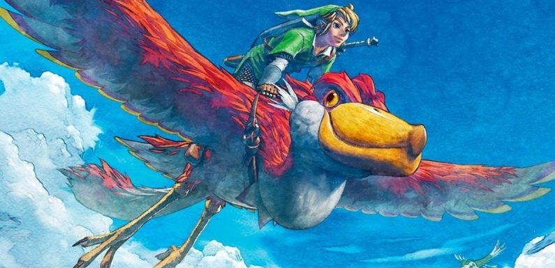 'The Zelda: Skyward Sword' Switch Remake to Release New Loftwing Amiibo