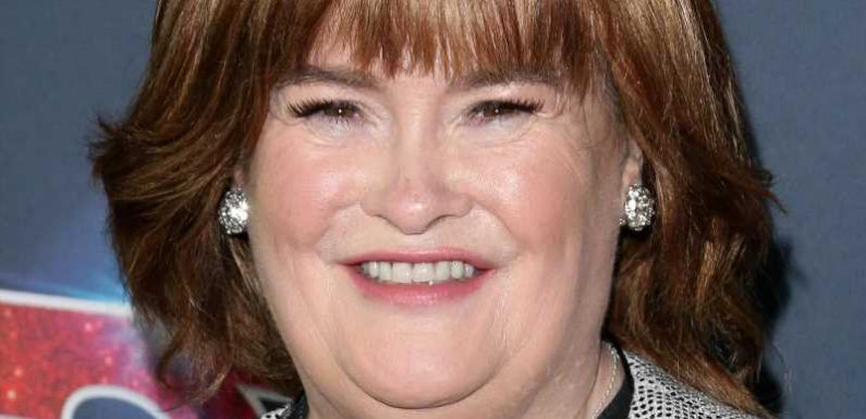 This Is Why Susan Boyle Took A Break From Performing