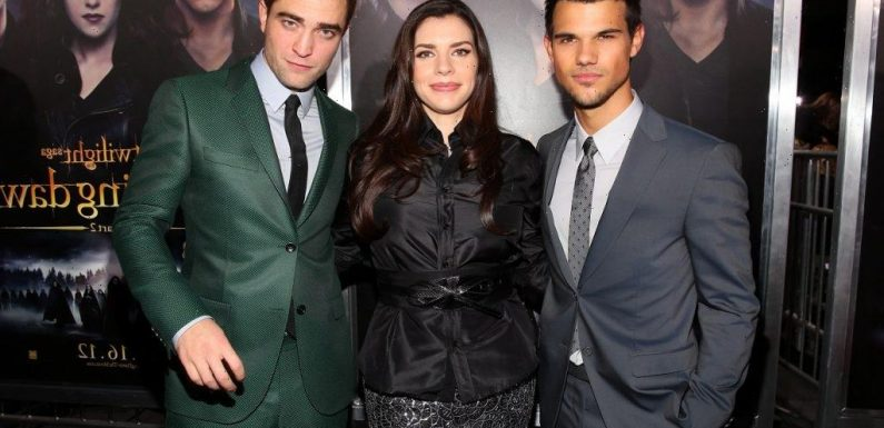 'Twilight': Robert Pattison & Stephenie Meyer Argued When They First Met