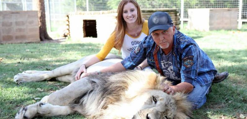 'Tiger King's Jeff Lowe and wife Lauren arrested for DUI