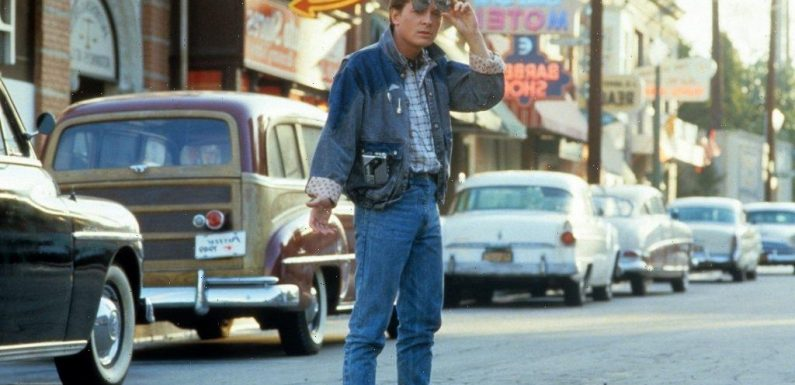 'Back to the Future II' Was Originally a Much Longer Film With a Different Name