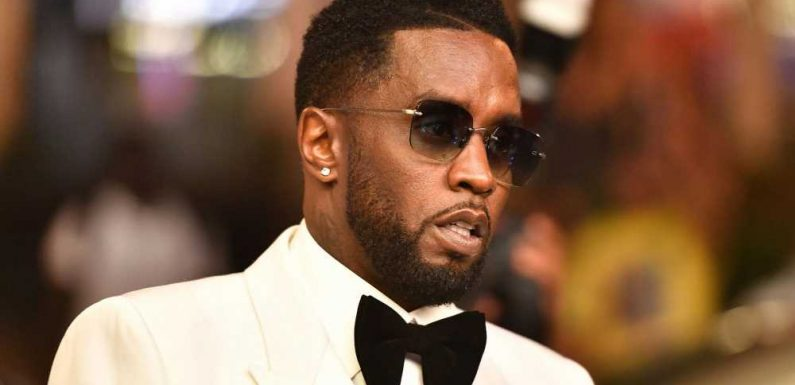 Dancer catches fire at Diddy party in Atlanta