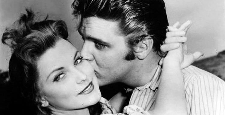 Elvis proposed to co-star Debra Paget 'Never got over her': Priscilla even looked like her