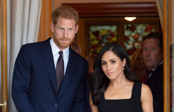 Harry and Meghan 'only care about headlines' says royal expert as he likens them to Donald Trump