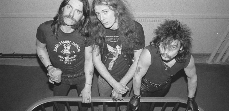 Hear Motörhead's Previously Unreleased 'Stay Clean' Soundcheck From 1981