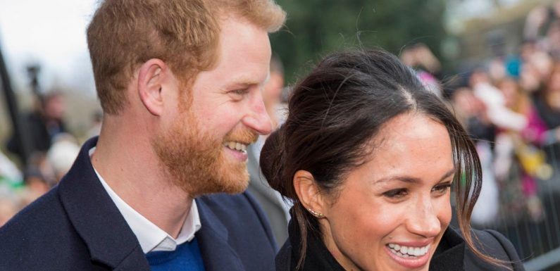 Here's The One Thing Meghan And Harry Asked For After Lilibet Diana's Birth